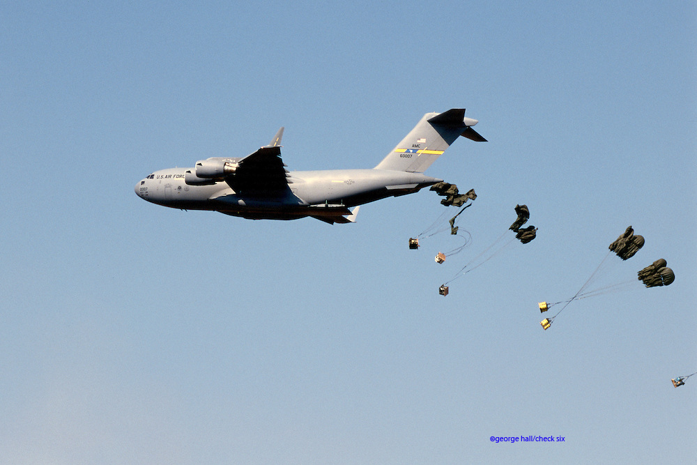 C-17 LAPES drop