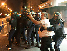 Sep 25 2012 Riots/Protests Spain