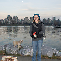 Vancouver February 2009