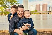 Josh&Crystal&family