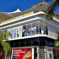 Quinta Alegria Mall in Playa del Carmen, Mexico<br />