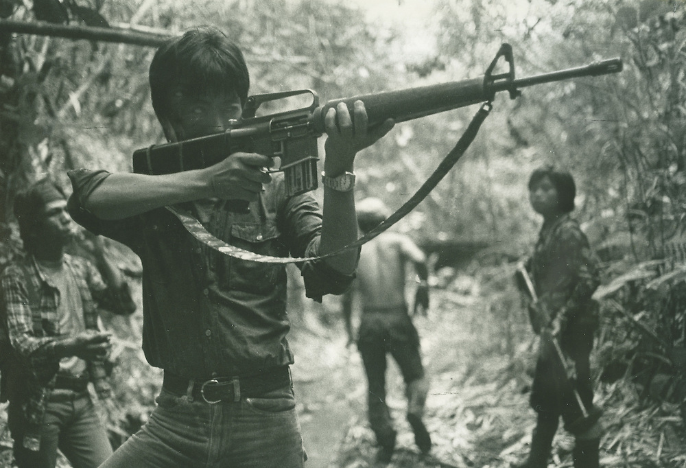 Philippines, New Peoples Army