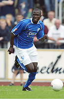 Fotball<br /> Oppkjøring til ligastart i Tyskland  2003/2004<br /> <br /> Momo DIABANG - VfL Bochum<br /><br /> <br /> Foto: Digitalsport<br /> <br /> NORWAY ONLY
