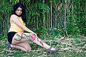 In The Garden - Kalia Meza