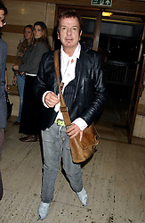 NICKY HASLAM at a quiz night in aid of RAPt ( The Rehabilitation for Addicted Prisoners Trust) held at Hammersmith Town Hall, King Street, London W6 on 14th November 2005.<br /><br />NON EXCLUSIVE - WORLD RIGHTS