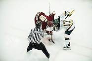 Boston College vs. Vermont Men's Hockey 02/20/16