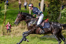CARLILE Thomas (FRA), DARTAGNAN DE BELIARD<br /> Le Lion d'Angers - FEI Eventing World Breeding Championship 2019<br /> Teilprüfung Cross-Country 6 jährige<br /> 19. Oktober 2019<br /> © www.sportfotos-lafrentz.de/Stefan Lafrentz