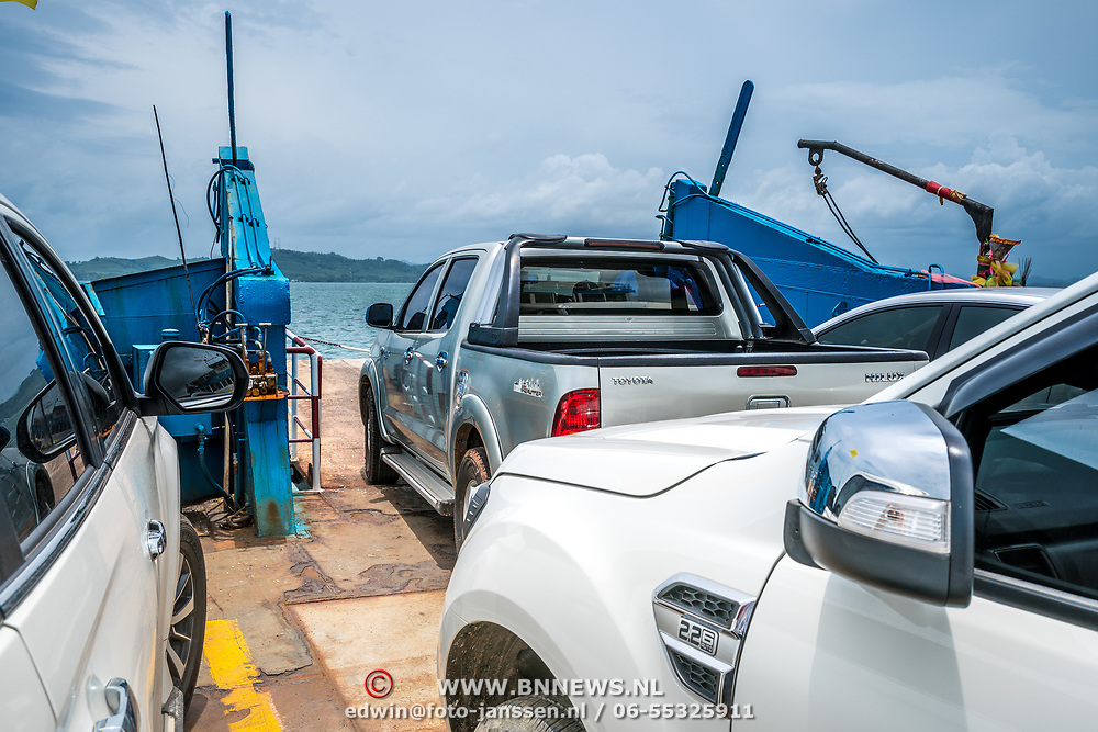 NLD/Koh Chang/20180713 - Vakantie Thailand 2018, Ferry