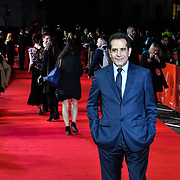 Tony Shalhoub attend The Romanoffs - World Premiere at CURZON MAYFAIR, London, Uk. 2nd October 2018.