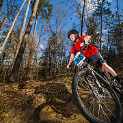 Images from the 2016 The Knot Mountain Bike race at Poinsett State Park near Sumter and Columbia, South Carolina.