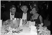 20/08/1962<br /> 08/20/1962<br /> 20 August 1962 <br /> Efficient Distribution Ltd. Dinner at Shelbourne Hotel, Dublin. Image shows Mr Frazer, an unnamed gentleman and Miss F. Ball.