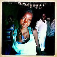 School girl, The Mozambique Diary, Maua District, Mozambique