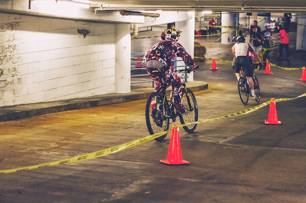 2013 Diamond Derby Crystal City<br /> <br /> The Crystal City Diamond Derby is a unique cycling event that combines speed, and high-energy fun in a cool urban environment, in the center of an underground parking garage. The Crystal City Diamond Derby features a variety of different race formats including a non-competitive open course ride, a head-to-head speed race, a courier-inspired scavenger hunt, team relays, and a special children&rsquo;s course.