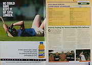 All Ireland Senior Hurling Championship - Final, .10.09.2000, 09.10.2000, 10th September 2000, .10092000AISHCF,.Senior Kilkenny v Offaly,.Minor Cork v Galway,.Kilkenny 5-15, Offaly 1-14, .Lucozade,