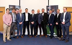 Worcester Warriors host a Sporting Dinner with Nigel Owens MBE - Mandatory by-line: Robbie Stephenson/JMP - 26/01/2017 - RUGBY - Sixways Stadium - Worcester, England - Nigel Owens Dinner