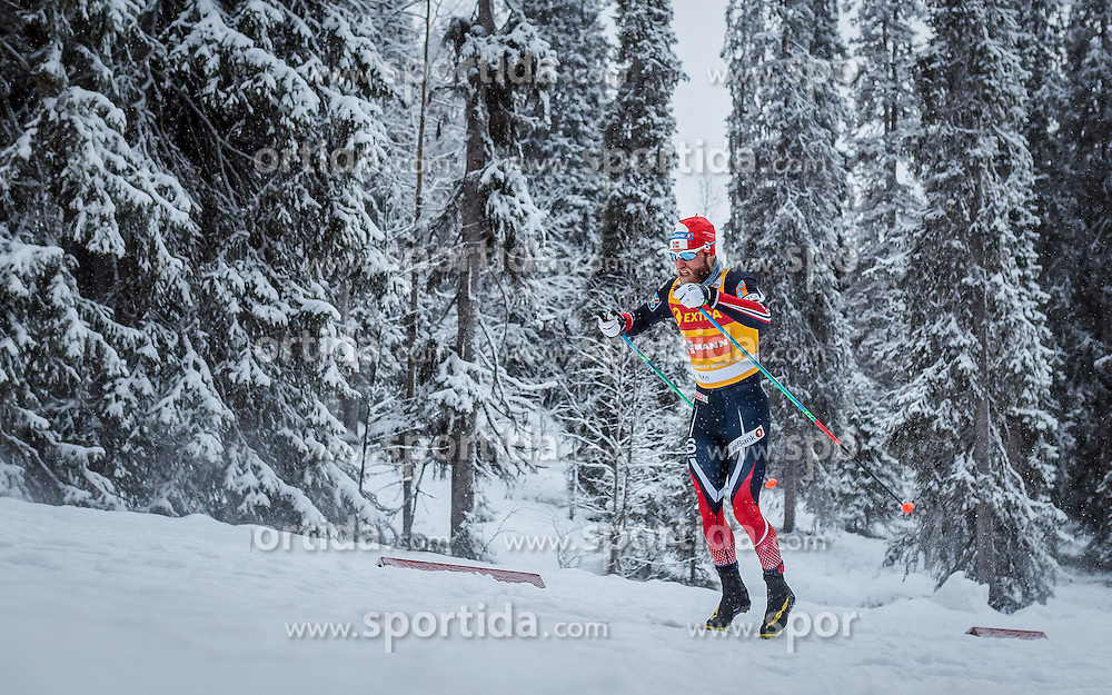 26.11.2016, Nordic Arena, Ruka, FIN, FIS Weltcup Langlauf, Nordic Opening, Kuusamo, Herren, im Bild Martin Johnsrud Sundby (NOR) // Martin Johnsrud Sundby of Norway during the Mens FIS Cross Country World Cup of the Nordic Opening at the Nordic Arena in Ruka, Finland on 2016/11/26. EXPA Pictures © 2016, PhotoCredit: EXPA/ JFK