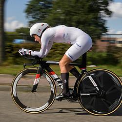 31-08-2017: Wielrennen: Boels Ladies Tour: Roosendaal<br /> Floortje Mackaij
