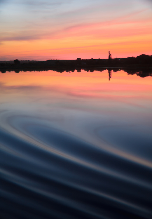 Dneiper River, Ukraine
