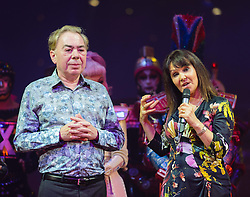 """Andrew Lloyd Webber during the Musical """"Starlight Express"""" Theatre Bochum, Germany, 12 June 2013. Photo by: Schneider-Press / Raphael St?tzel / i-Images.<br /> UK & USA ONLY"""