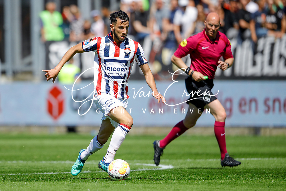 *Ismail Azzaoui* of Willem II
