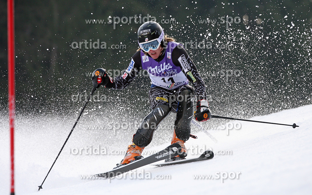 Ted Ligety of USA skiing in first run of 10th men`s slalom AUDI FIS Alpine Ski World Cup race in Kranjska Gora, Slovenia, ob March 9, 2008.  (Photo by: Vid Ponikvar / Sportal Images)
