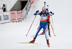 Teja Gregorin has job at Slovenian army.  (Photo by Vid Ponikvar / Sportal Images)