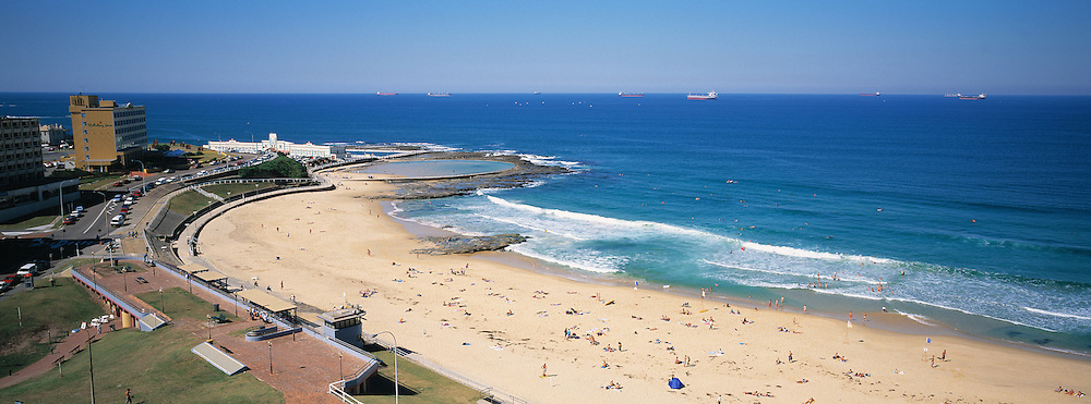 Newcastle Beach, Newcastle, Australia