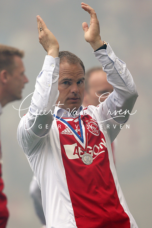 AJAX - WILLEM II<br /> Willem II degradeert en Ajax is kampioen van de eredivisie