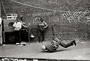 Break Dance Sound System on British Grove London - 1996