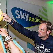 NLD/Amsterdam/20161207 - 8e Sky Radio's Christmas Tree For Charity, Ronald de Boer
