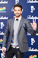 121115 '40 Principales Awards' 2015 - photocall