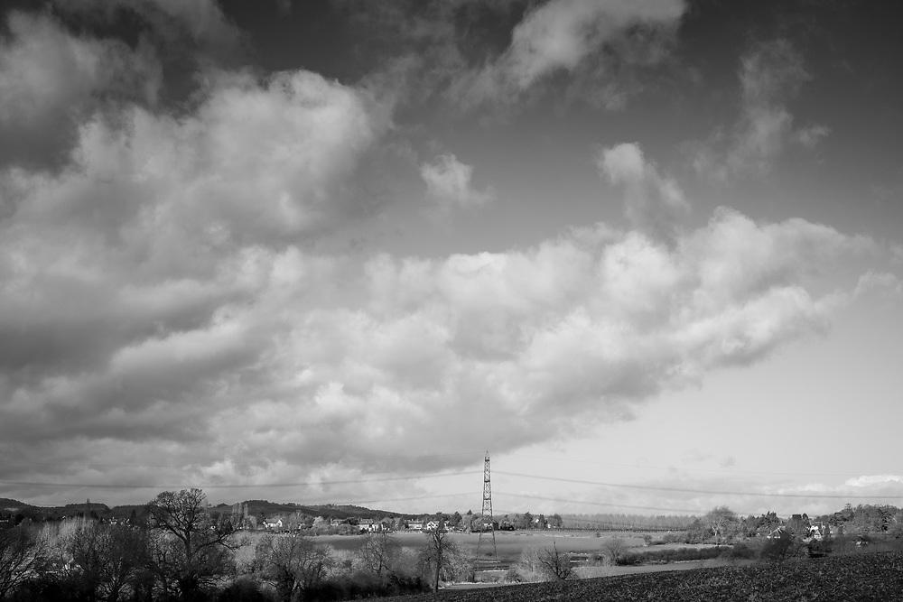 Clouds, Rothley, Leicestershire, England.<br /> Photo: Ed Maynard<br /> 07976 239803<br /> www.edmaynard.com