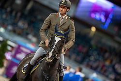 Zorzi Alberto, ITA, Ego van Orti<br /> Stuttgart - German Masters 2018<br /> © Hippo Foto - Stefan Lafrentz
