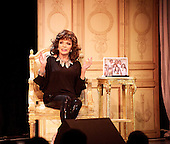 Joan Collins 12th April 2013