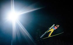 05.01.2016, Paul Ausserleitner Schanze, Bischofshofen, AUT, FIS Weltcup Ski Sprung, Vierschanzentournee, Qualifikation, im Bild Noriaki Kasai (JPN) // Noriaki Kasai of Japan during his Qualification Jump for the Four Hills Tournament of FIS Ski Jumping World Cup at the Paul Ausserleitner Schanze, Bischofshofen, Austria on 2016/01/05. EXPA Pictures © 2016, PhotoCredit: EXPA/ JFK