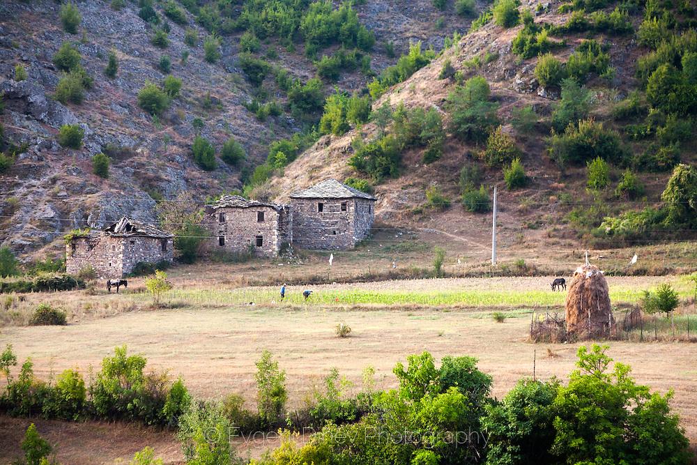 Small village near to Kardzhali lake