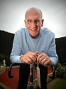 Brian Temple 67 from Edinburgh is the original Flying Scot. Brian won silver in cycling at the 1970 Commonwealth Games.