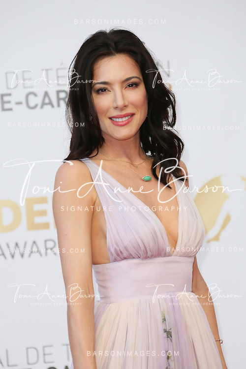 MONTE-CARLO, MONACO - JUNE 11:  Jaime Murray attends the Closing Ceremony and Golden Nymph Awards of the 54th Monte Carlo TV Festival on June 11, 2014 in Monte-Carlo, Monaco.  (Photo by Tony Barson/FilmMagic)
