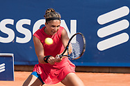 Sara Errani (Italy) at the 2017 WTA Ericsson Open in Båstad, Sweden, July 26, 2017. Photo Credit: Katja Boll/EVENTMEDIA.