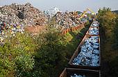Recycling metal- Swindon