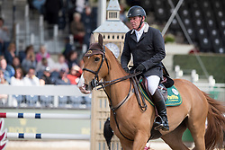 Stockdale Tim, GBR, Miss Fritz<br /> Rolex Grand Prix Jumping<br /> Royal Windsor Horse Show<br /> © Hippo Foto - Jon Stroud