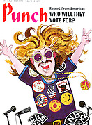 Punch (Front cover, 21 June 1972)