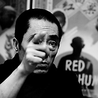 CHINA :  ZHANG YIMOU / portraits
