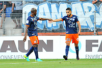 10 Ryad BOUDEBOUZ (mon) - JOIE<br /> <br /> SOCCER : Montpellier vs Angers - League 1 - 08/13/2016<br /> <br /> Norway only