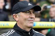 West Brom Manager Tony Pulis before the Barclays Premier League match at Carrow Road, Norwich<br /> Picture by Paul Chesterton/Focus Images Ltd +44 7904 640267<br /> 24/10/2015