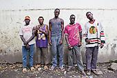 Street child rehabilitation, Mombassa, Kenya