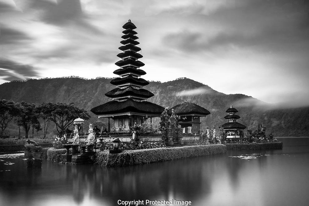 Ulun Danu, Danau Beratan, Bedugul Bali