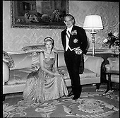 1961-Princess Grace and Prince Rainier of Monaco