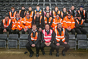 Stewards pic during the EFL Sky Bet League 2 match between Forest Green Rovers and Yeovil Town at the New Lawn, Forest Green, United Kingdom on 16 February 2019.