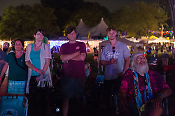 At The Gathering of the Vibes 31 July 2014. Photo by James R Anderson